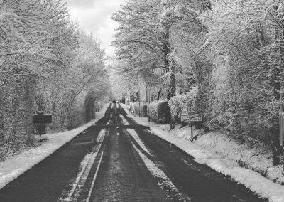 Snow December30