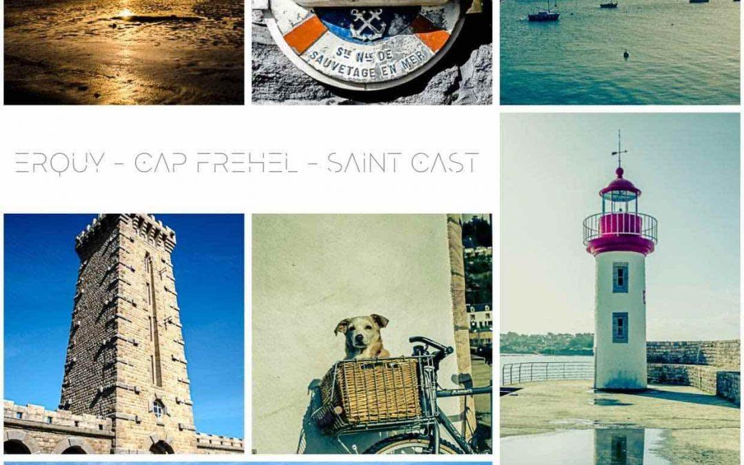 Erquy-Cap Frehel-St Cast